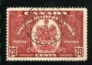 Canada #E8   u  VF  1938 PD