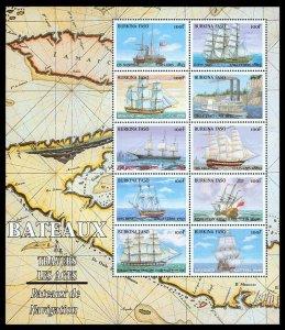 Burkina Faso Scott 1132 (1999) Mint NH VF C