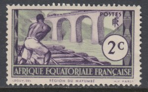 French Equatorial Africa 34 MNH VF