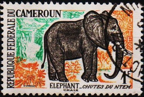 Cameroun. 1962 1f. S.G.310 Fine Used