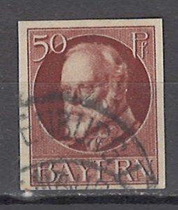 COLLECTION LOT OF #1219 BAVARIA # 127 1916 CV = $14.50