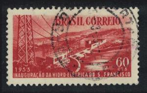 Brazil Inauguration of Sao Francisco Hydro-electric Station Cancelled SG#920