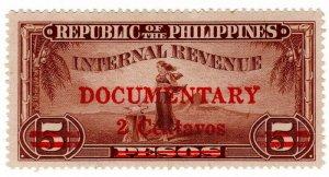 (I.B) Philippines Revenue : Documentary 2c on 5P OP
