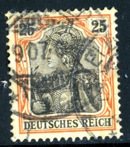 GERMANY #70, USED - 1902, GER450