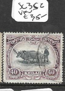 MALAYA   KEDAH  (PP2704B) 40C  COW  SG 35C  VFU