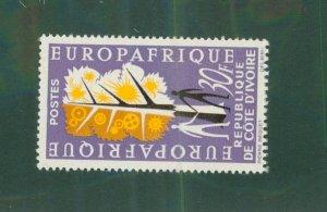 Ivory Coast 217 MH BIN$ 1.10