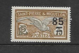 ST PIERRE #125  MLH