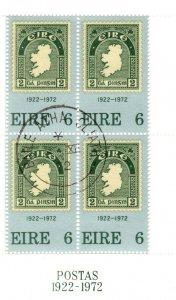 Ireland #326a  F-VF Used CV $8.50 (X4491)