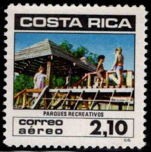Costa Rica Scott C867 used