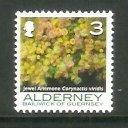 Alderney - 2006 Corals and Anemones (3p) (MNH)