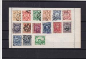 Bolivia Stamps Ref 15471
