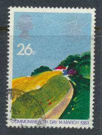 Great Britain SG 1213 - Used - Commonwealth Day
