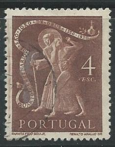 Portugal // Scott # 726 - Used