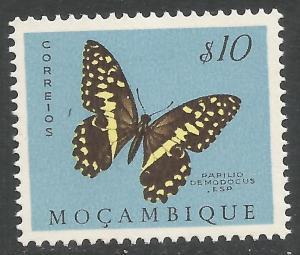 MOZAMBIQUE 364 MNH BUTTERFLY Z302-2