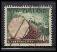 New Zealand Used Very Fine ZA4427