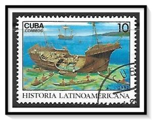 Caribbean #3465a Discovery Of America CTO