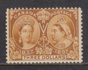 Canada #63 Mint LH