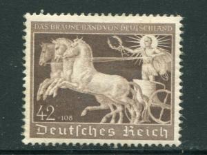 Germany #B173  Mint VF NH -   LSP