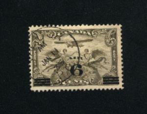 Canada #C3   4    used  1932 PD  3.50