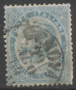 ITALIA 29 VFU I909