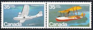 Canada 845 -846- FVF MNH