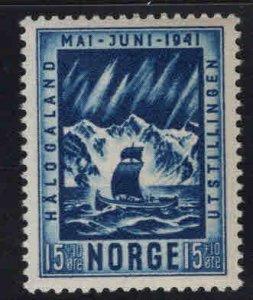 Norway Scott B19 MNH** Lost Fishermen semi-postal 1941
