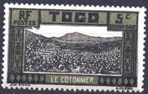 Togo J11 MLH Cotton Field (GI0140)