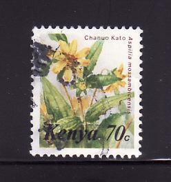 Kenya 252 U Flowers (A)