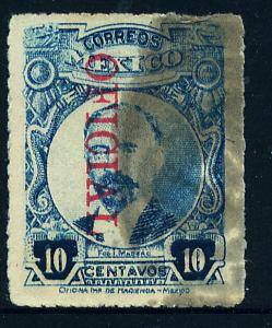 MEXICO O159 10c, OFFICIAL, USED. (35)