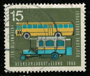 Car, 15 Pf, DDR, Germany, (4503-Т)