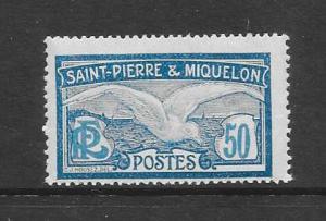 ST PIERRE #98  MLH