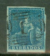 AA: Barbados 2 used CV $80