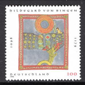 Germany 1998 MNH VF