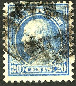 U.S. #515 USED