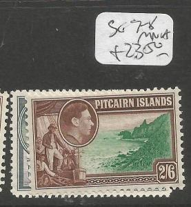 Pitcairn Island SG 7-8 MNH (10cpr)