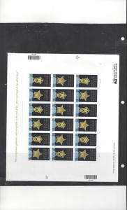US #4822-23 Medal Honor WWII Sheet of 20