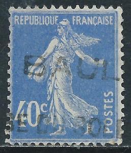 France, Sc #180, 40c Used
