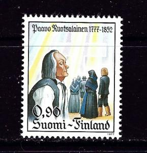 Finland 600 NH 1977 issue