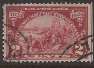 STAMP STATION PERTH US #615 Used