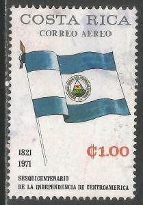 COSTA RICA C529 VFU FLAG Z5720-3