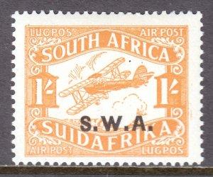 South West Africa - Scott #C4 - MH - SCV $4.25