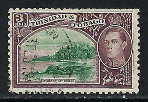 TRINIDAD &TOBAGO 52A VFU Z2825-2