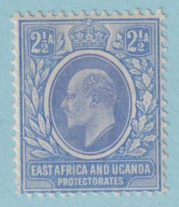 EAST AFRICA AND UGANDA 20 MINT HINGED OG * NO FAULTS EXTRA FINE!