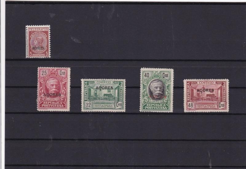 Portugal Mounted Mint Stamps Ref 14422