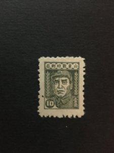 China liberation area stamp, MNH, shandong province, Genuine, rare, list 1023