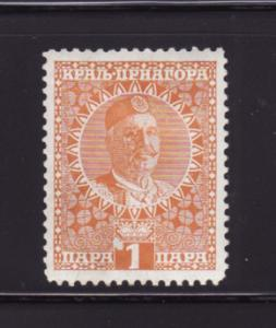 Montenegro 99 MHR King Nicholas I