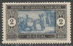 SENEGAL 80 MOG M1122