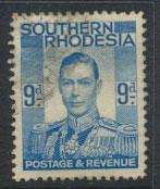 Southern Rhodesia  SG 46  Used