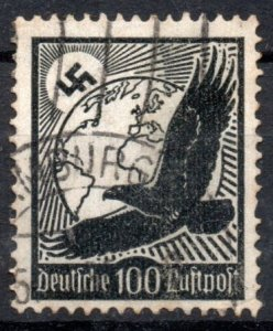 Germany Airmail 1934 #C54 VF *USED*