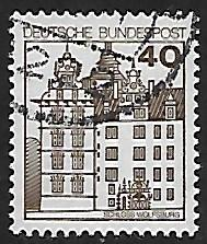 Germany # 1309 - Wolfsburg - used - {BR19}